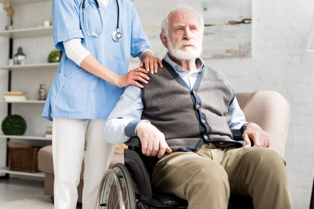 oregon nursing home malpractice lawyers nursing home abuse improper physical restraints on nursing home residents physical abuse