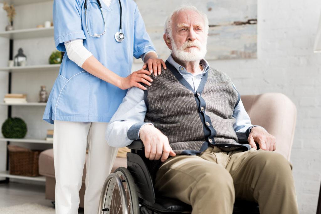 oregon nursing home malpractice lawyers nursing home abuse improper physical restraints on nursing home residents